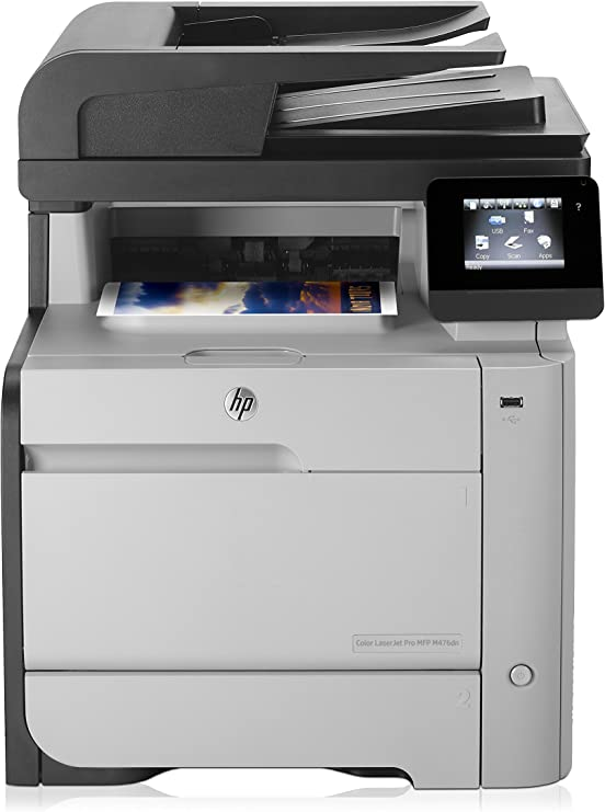 Amazon.com: HP M476DN Foto de color Impresora con Scanner ...