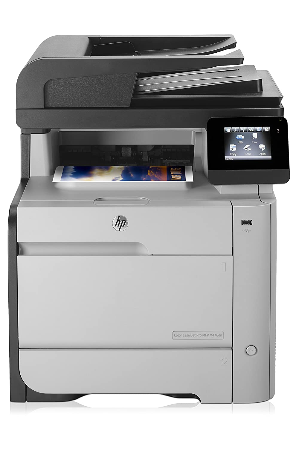 Amazon.com: HP M476dn Color Photo Printer with Scanner, Copier and ...