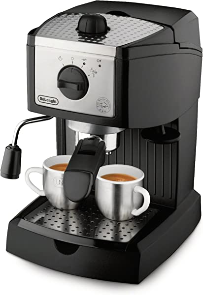 e'Longhi EC155 15 Bar Pump Espresso and Cappuccino Maker