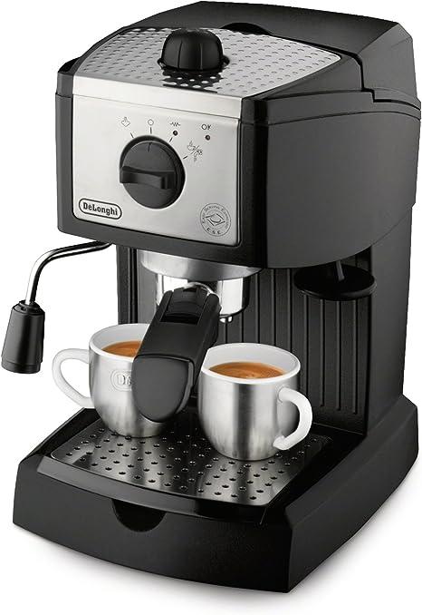 Amazon.com: DeLonghi EC155 15 BAR - Máquina para hacer café ...