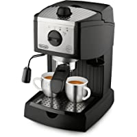 Deals on DeLonghi EC155 15 Bar Pump Espresso and Cappuccino Maker