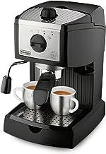 De'Longhi 15 bar Pump Espresso and Cappuccino Maker, Black