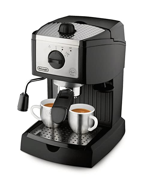 De'longhi Ec155 Pump Espresso And Cappuccino Maker