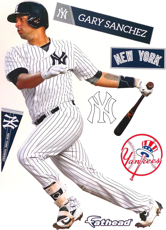 FATHEAD New York Yankees Aaron Judge Teammate 2017