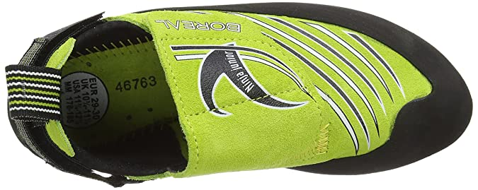 Amazon.com | Boreal Ninja Jr. Climbing Shoe - Kids Verde ...
