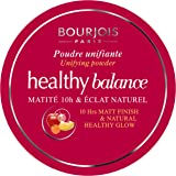 Bourjois Healthy Balance Unifying Powder 52 Vanilla, 9 g/0.32 oz