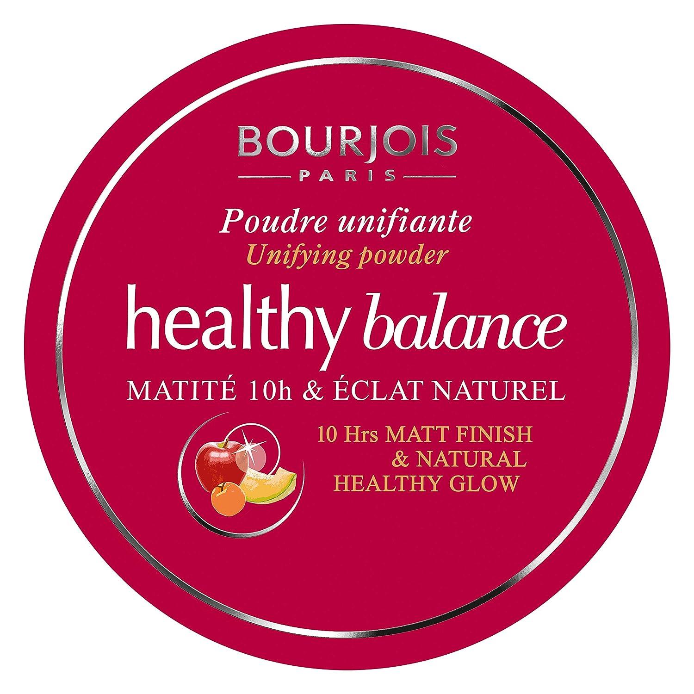 Bourjois Compact Powder Healthy Balance Beige Clair 360532