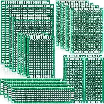 Amazon.com: Teenitor - Kit de tableros de doble cara PCB ...
