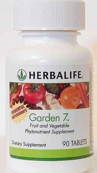 Herbalife Garden 7 Tablets   90 Tablets