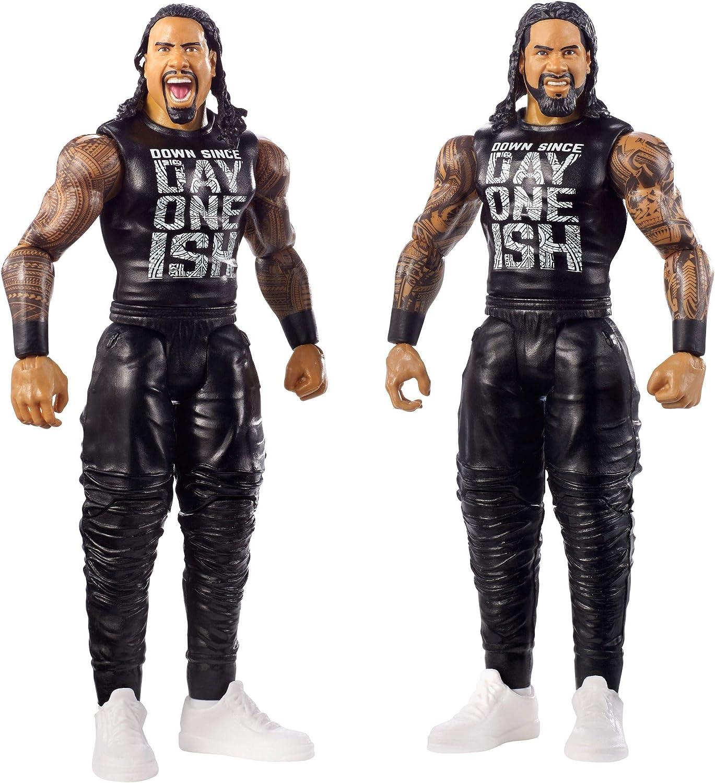 WWE- Figura, Color (Mattel FMF79): Amazon.es: Juguetes y juegos