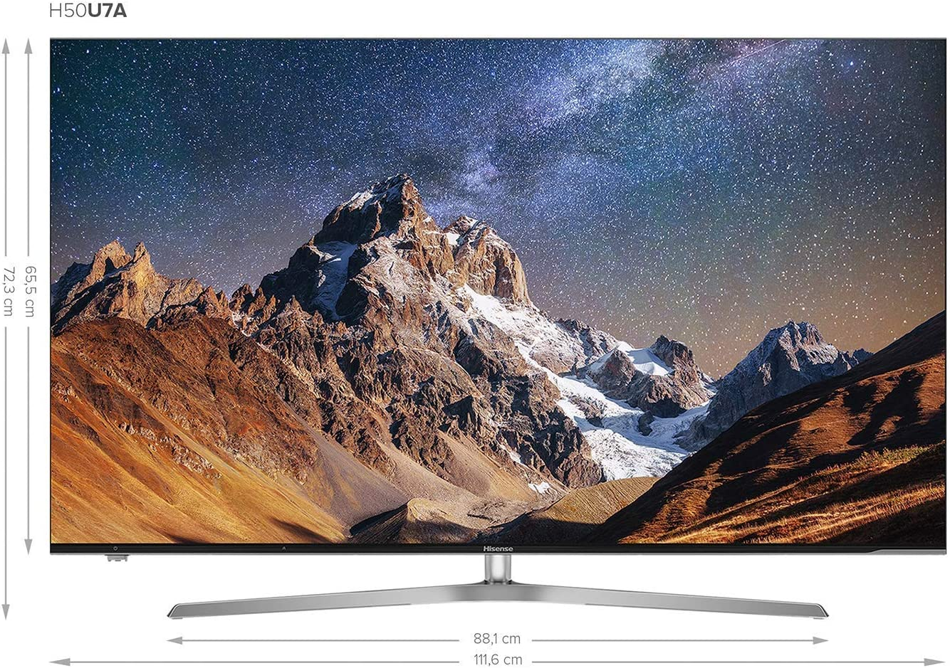 Hisense H50U7A - TV Hisense 50