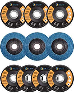 Aluminum Oxide 112 Units Non-Woven Finishing Disc 2 in Disc Dia 20000 RPM