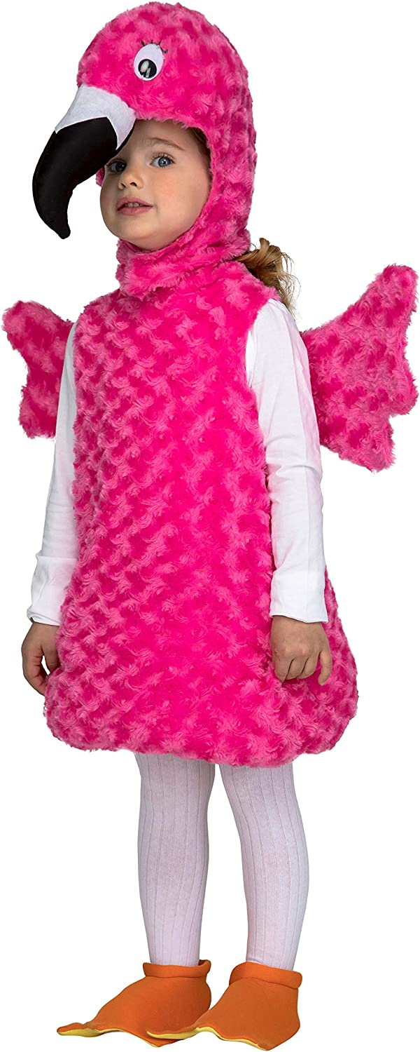 My Other Me Me Me- Flamenco Animales Disfraz, Color Rosa, 3-4años ...