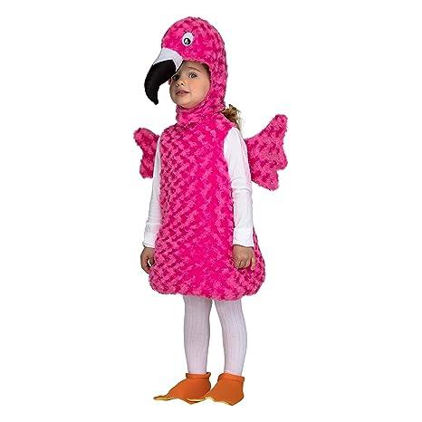 My Other Me Me Me- Flamenco Animales Disfraz, Color Rosa, 3-4años ...