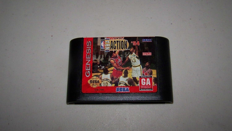 NBA Action '94 - Sega Genesis