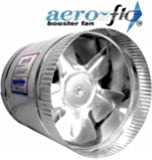 "6"" Aero-Flo Model Inline Duct Fan 240 CFM"