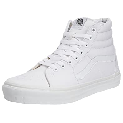 Vans SK8 Hi Canvas, Sneakers Alti Unisex – Adulto