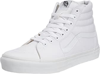 c300263af39 VANS Sk8-Hi Unisex Casual High-Top Skate Shoes