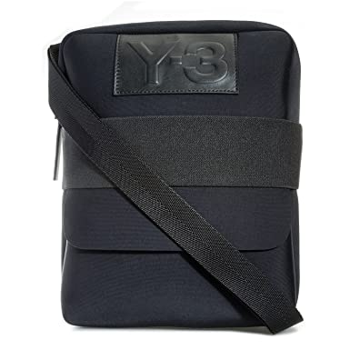 e9943cf08b2a adidas Y-3 Qasa Reporter Black One Size  Y-3  Amazon.co.uk  Clothing
