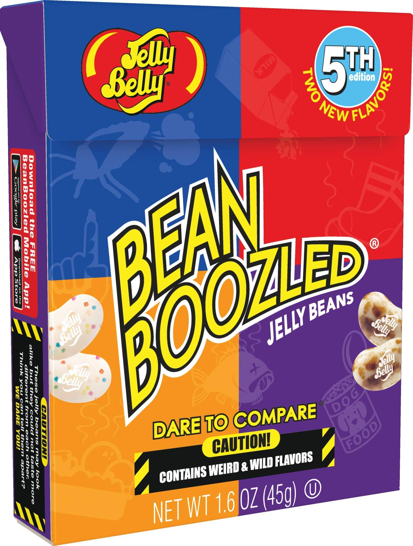 Jelly Belly Beanboozled Mystery Bean Jelly Belly Set With Refill Box by Jelly Belly (Image #2)