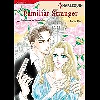 Familiar Stranger: Harlequin comics
