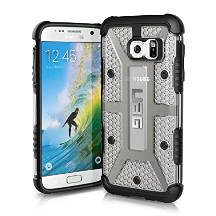 UAG Samsung Galaxy S7 [5 1-inch screen] Feather-Light Composite [ICE]  Military Drop Tested Phone Case