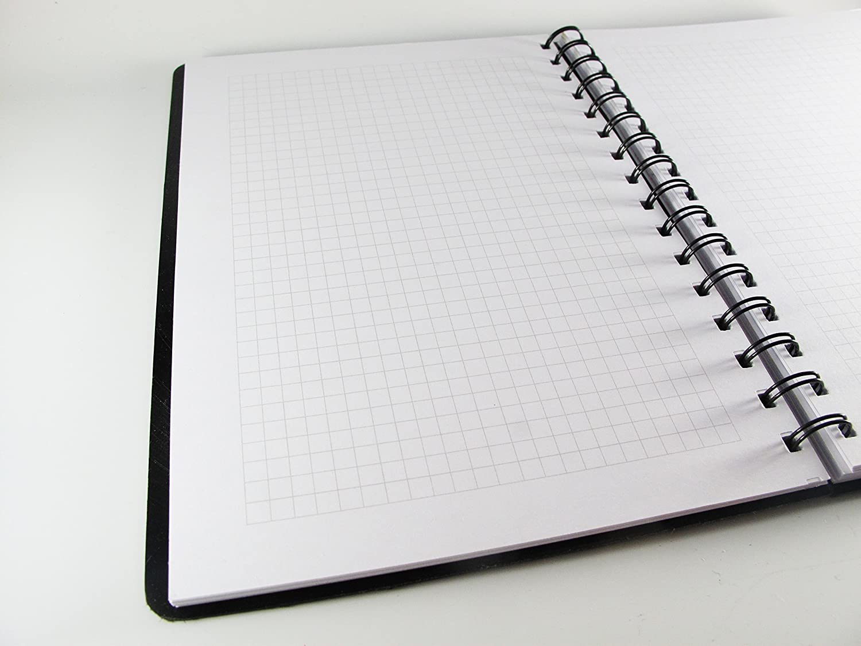 Musikrichtungen Notizbuch aus Schallplatten //// vers