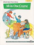All-in-One Course for Children: Lesson, Theory, Solo, Book
