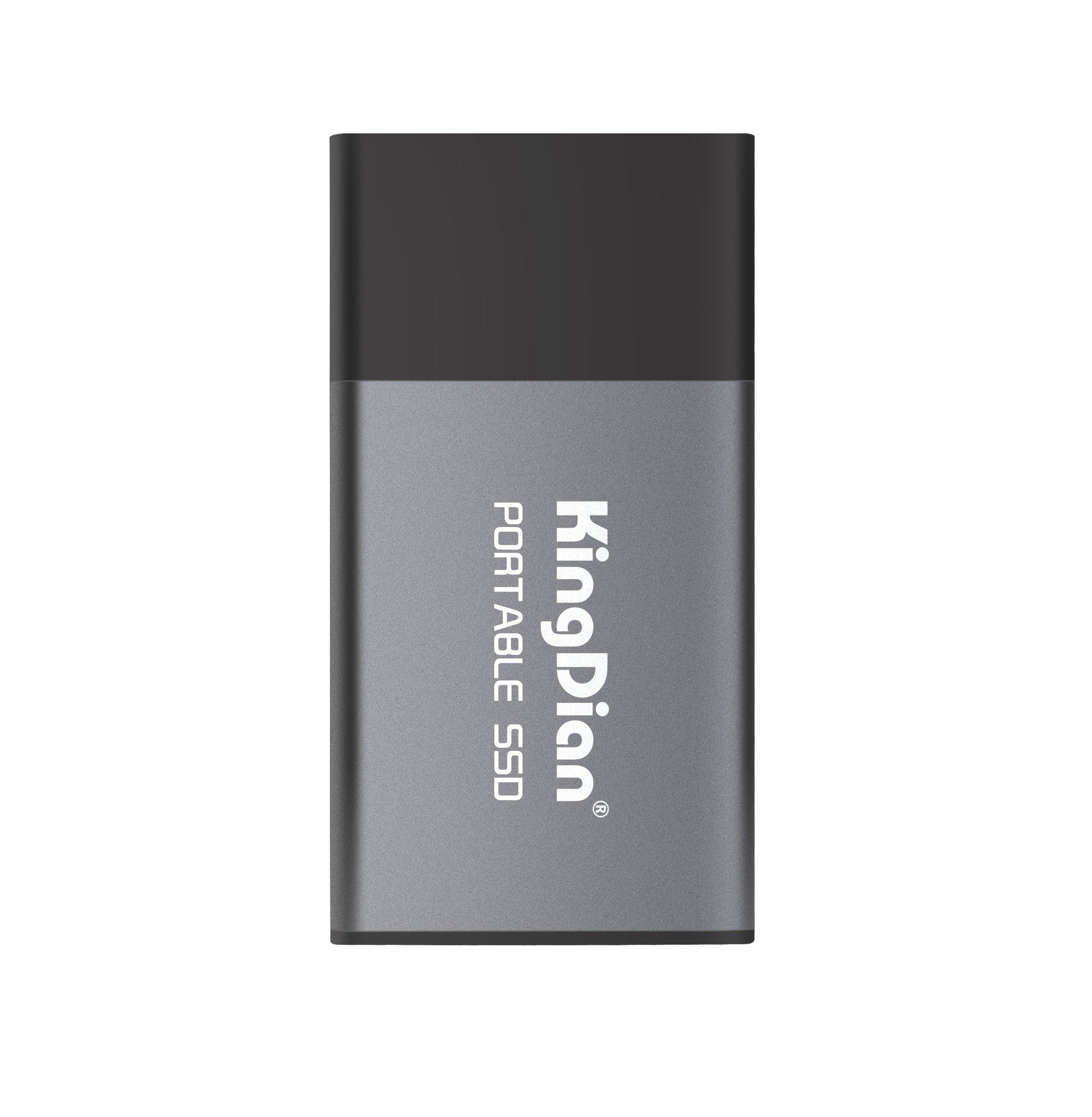 KingDian 120gb 240gb External SSD USB 3.0 Portable Solid State Drive (120GB) by KINGDIAN (Image #2)