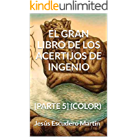 EL GRAN LIBRO DE LOS ACERTIJOS DE INGENIO: [PARTE 5] (COLOR)