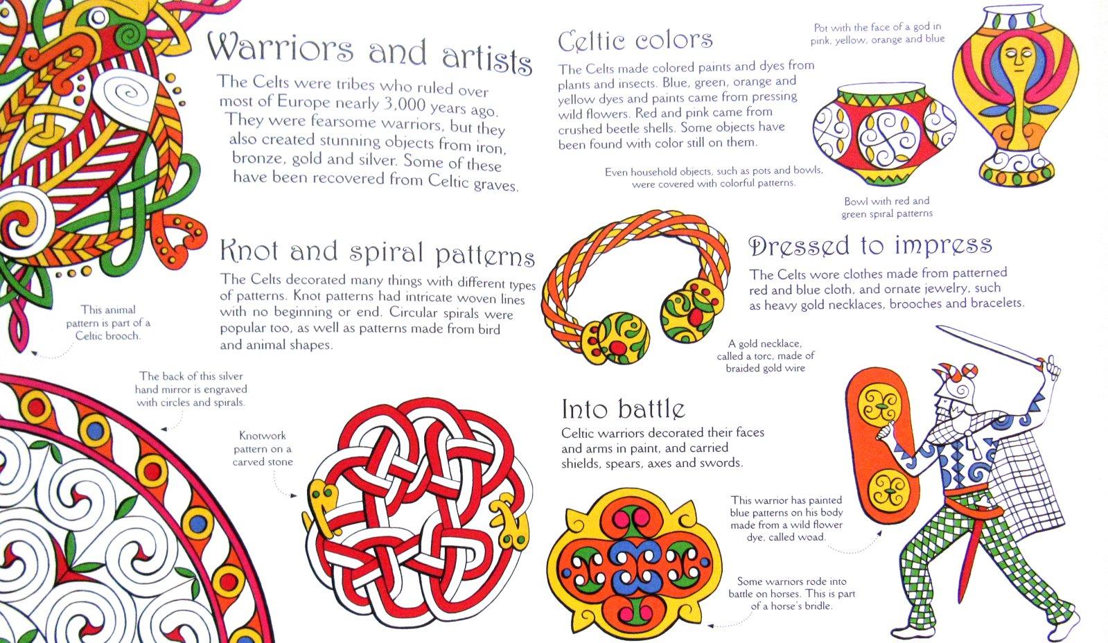 Fine Celtic Wire Jig Templates Festooning - Electrical Diagram Ideas ...