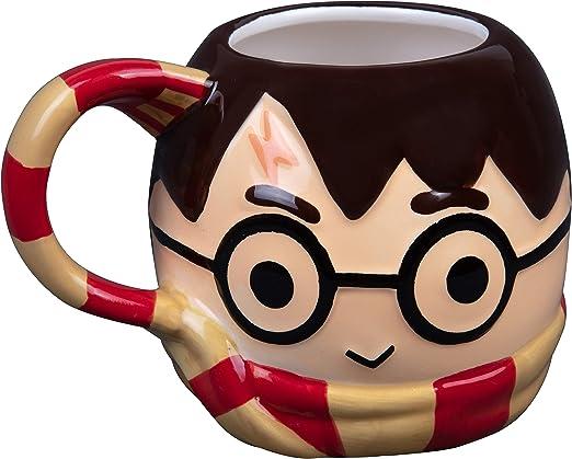 Harry Potter oscuro señor calor Cambio Oficial Taza Taza De Café Nuevo Caja De Regalo