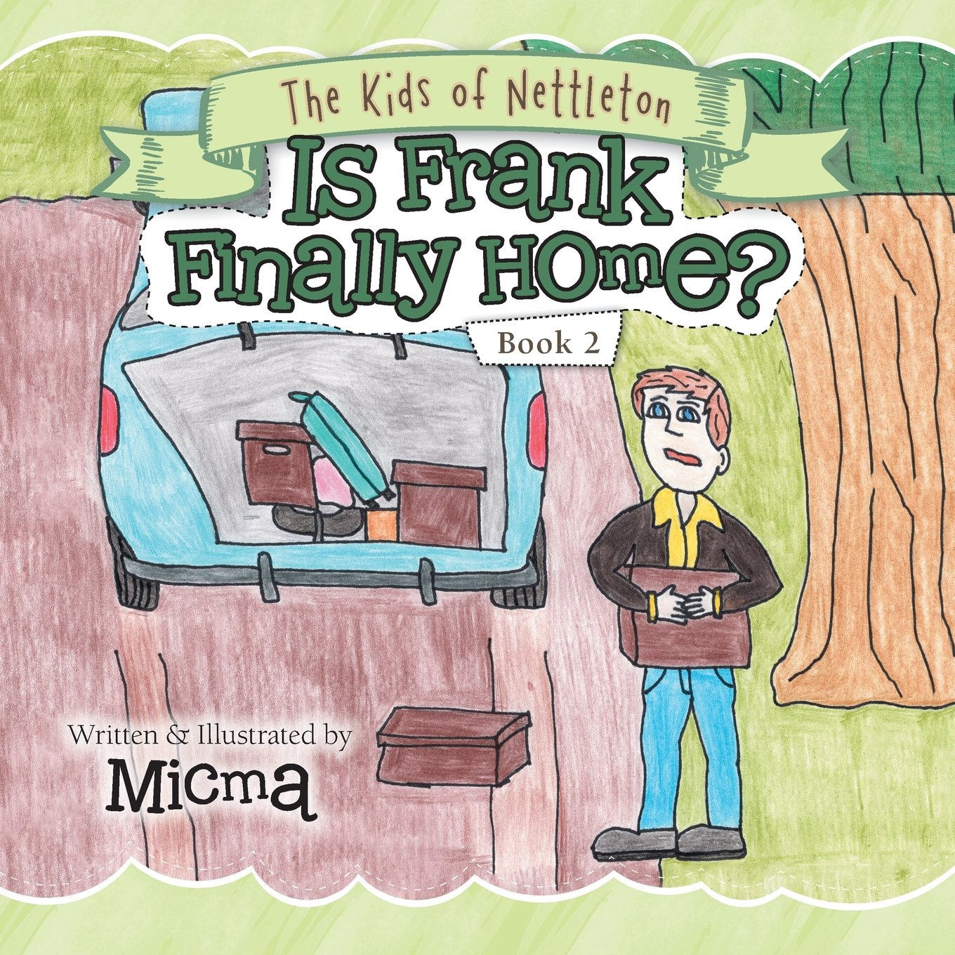 Download Is Frank Finally Home? ebook