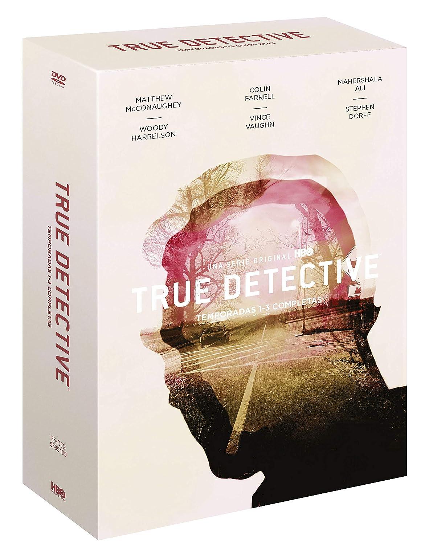 Pack True Detective Temporada 1-3 [DVD]: Amazon.es: Matthew ...