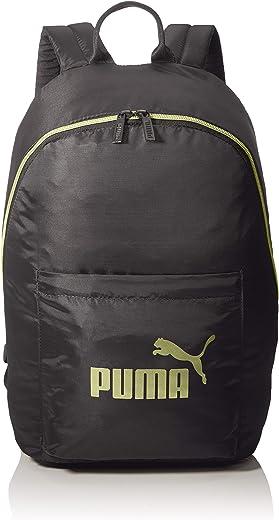 PUMA Womens Backpack, Black - 076573