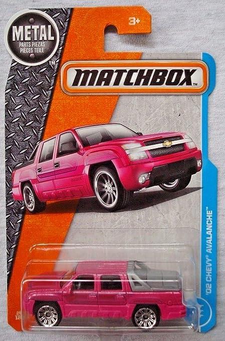 Amazon com: Matchbox 2017 MBX Adventure City '02 Chevy