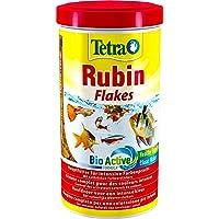 TetraRobijn 721753 Hoofdvoer (voor siervissen, voor intensieve kleurpracht met natuurlijke kleurversterker, plus…