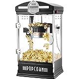 Great Northern Popcorn Company 6075 Big Bambino Popcorn Machine, Black