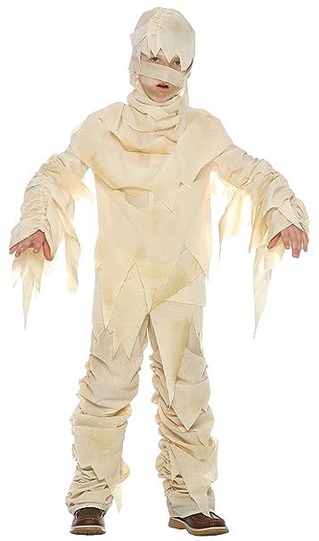 Amazon.com: Palamon – Disfraz de momia niño, Blanco: Toys ...
