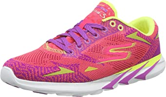 Tenis F Skechers Go Meb Speed 3 14100-PKLM-36