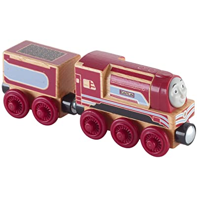 Fisher-Price Thomas & Friends Wood, Caitlin: Toys & Games