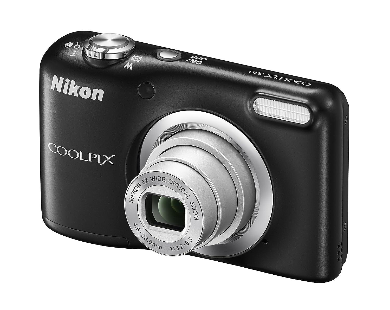 Nikon COOLPIX A10 BLACK Cámara compacta 16,1 MP CCD 4608 x 3456 ...