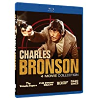 Charles Bronson 4 Movie Collection Blu-ray Deals