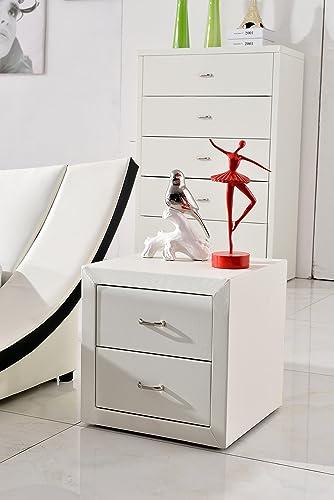 US Pride Furniture Contemporary Nightstand