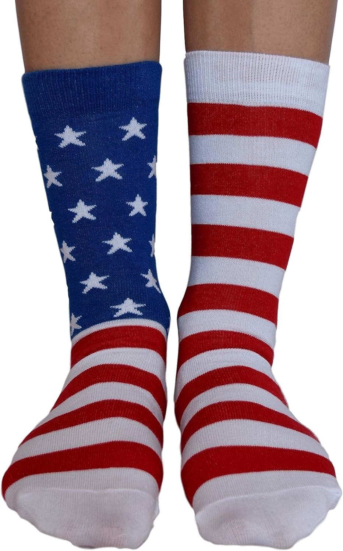 Roits Calcetines USA 41-46 - Calcetines Originales Hombre ...