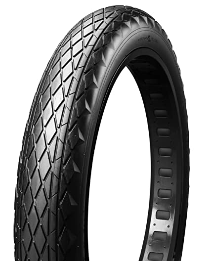 26 x 4.0 Origin8 Supercell Wire Bead Fat Bike Tires Black/Black Sports &  Outdoors Cycling