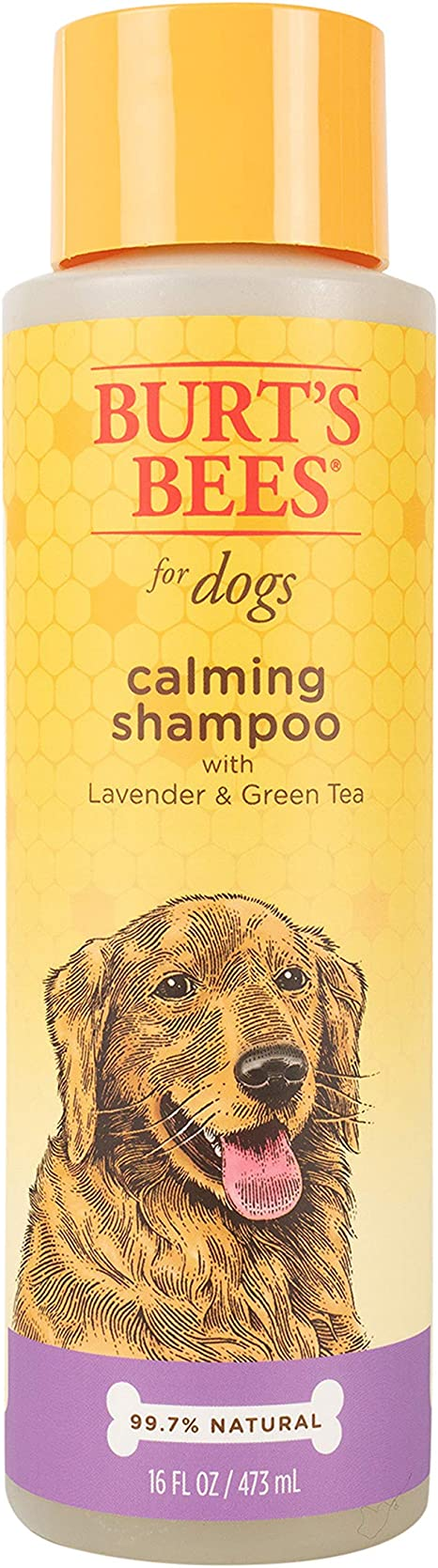 Burt's Bees for Pets for Dogs Natural Calming Shampoo