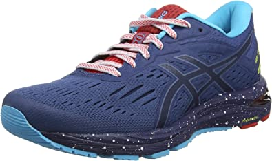 Asics Gel-Cumulus 20 Le, Zapatillas de Running para Mujer, Azul ...