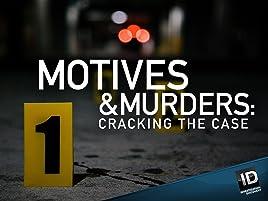 Amazon com: Watch Motives & Murders Cracking the Case Season