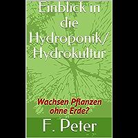 Einblick in die Hydroponik/ Hydrokultur: Wachsen Pflanzen ohne Erde? (German Edition)